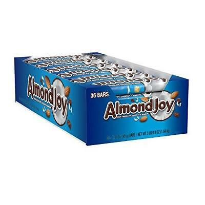 Peter Paul  ALMOND JOY, Chocolate Coconut Candy Bar (Pack of (Joy Candy Bar)