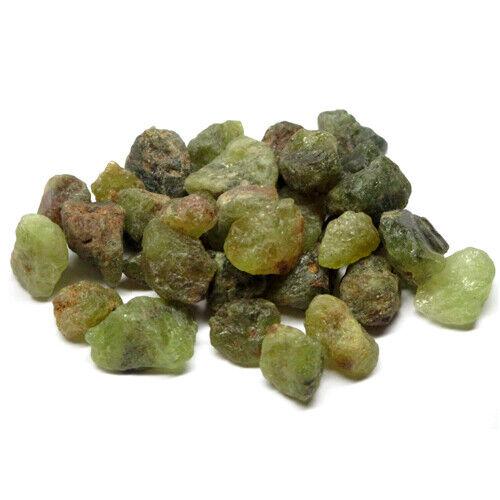 430.00 Ct. Unheated Rough Green Demantoid Garnet D02