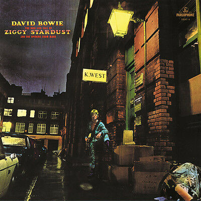 David Bowie   The Rise And Fall Of Ziggy Stardust And The Spiders From Mars  New