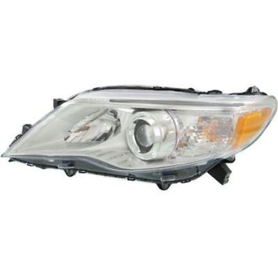 For Avalon 11-12, CAPA Driver Side Headlight, Clear Lens