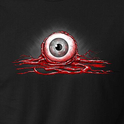 Halloween BLOODY EYE creepy horror zombie work office costume party eyeball](Halloween Bloody Eyeballs)