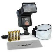 Nikon D3200 Flash