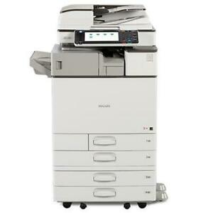 $59/Month Only 39k Pages - Ricoh MP C3503 Color Copier Scanner Laser Printer 35PPM 12x18 Toronto (GTA) Preview