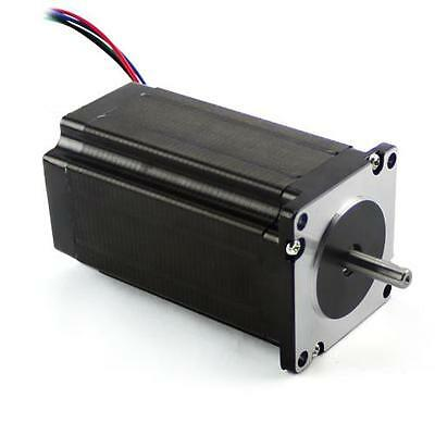 Dual Shaft Nema 23 Stepper Motor 3.5a 381ozin Cnc Automation Router
