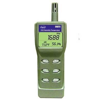 Supco IAQ55 Handheld Indoor Air Quality Monitor