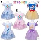 Princess Nylon Dresses for Girls