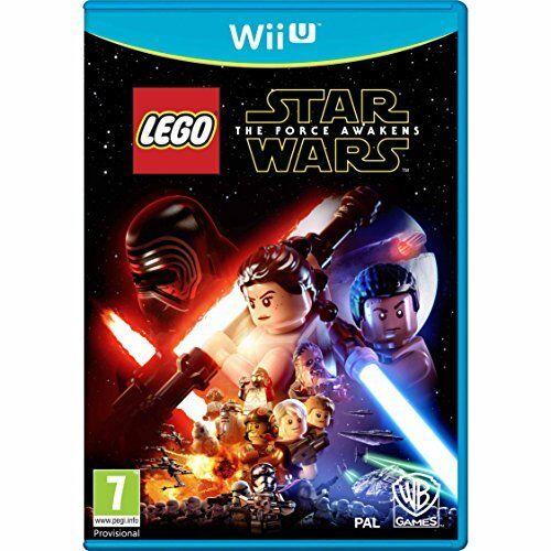 LEGO Star Wars: The Force Awakens (Nintendo Wii U) [New Game]