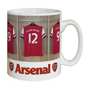 Personalised Arsenal Mug
