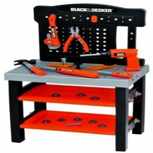Black And Decker Toy Workbench Ebay