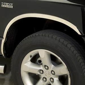 Truck Stainless Steel Fender Trim Available @ Brown's Auto Suppl