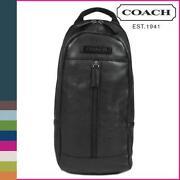 Coach Mens Backpack