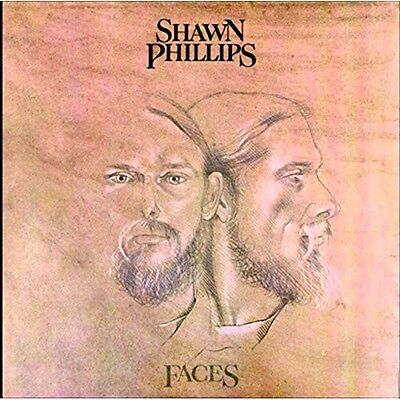 Shawn Phillips   Faces  New Cd  Uk   Import