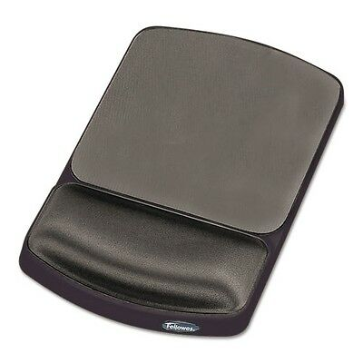 Fellowes Textures TM Gel Wrist Rest & Mouse Pad - 91741