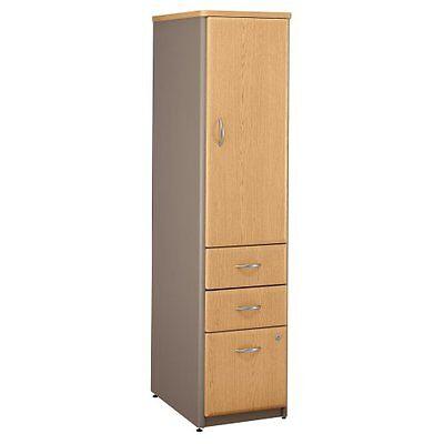 Bush Industries Office Furniture Series A Vertical Locker w/3 Drawers BSHWC64375