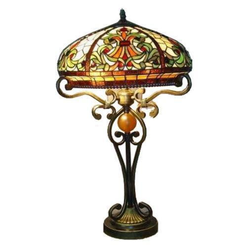 Tiffany Lamps Shades Dale Antique Table Ebay