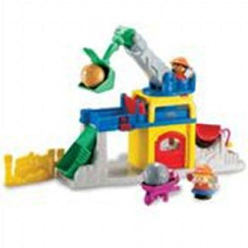 Consider, that fisher price construction toys