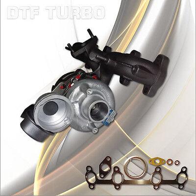 Turbolader VW TOURAN GOLF V 1.9 TDI 77KW 105PS BJB/ BKC/ BXE / BRU /BXF/ BXJ
