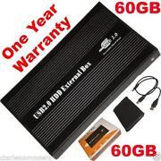 40GB External Hard Drive