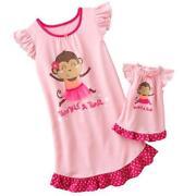 American Girl Matching Nightgown