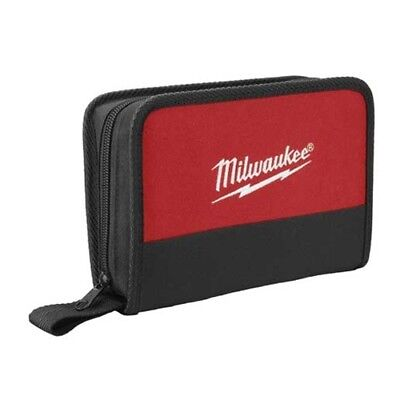 Milwaukee 48-55-0170 Soft Zippered Accessory Case
