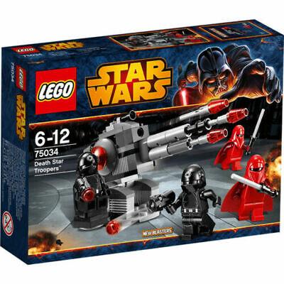 LEGO Star Wars Death Star Troopers 75034 NEW NISB