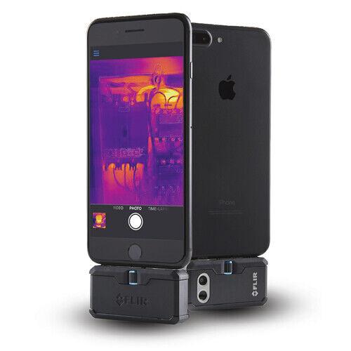 FLIR FLIR ONE PRO LT iOS Thermal Imaging Camera, Lightning Conn, iOS