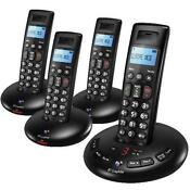 BT Cordless Phones Quad