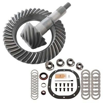 Ford 8.8 Ring Pinion Install - RICHMOND EXCEL 3.55 RING AND PINION & MASTER BEARING INSTALL KIT - FITS FORD 8.8