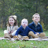 Looking for live out Nanny for three children