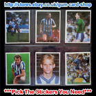 Premier League Sheffield Wednesday Soccer Trading Cards