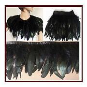 Black Feather Shawl
