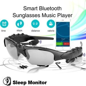 Drive hands free and block the sun bluetooth sunglasses NEW