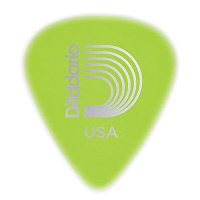 (Planet Waves Cellu-Glow Guitar Picks, Extra-Heavy, 100 pack)