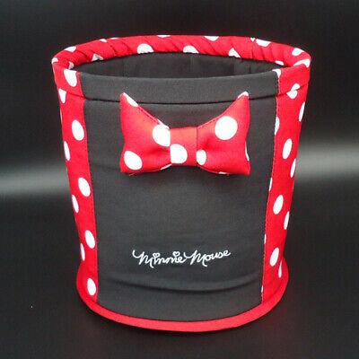 Car Accessories Disney Minnie Storage multi-box Garbage can Kawaii (Disney Car Accessories)