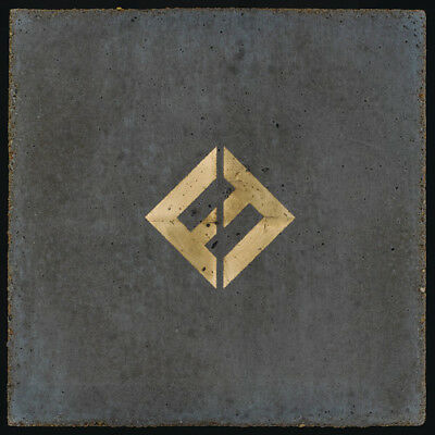 Foo Fighters - Concrete And Gold [New Vinyl LP] Gatefold LP Jacket, Download Ins
