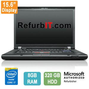 Lenovo-ThinkPad-W520-Laptop-15-6-034-Intel-Core-i7-8GB-RAM-320G