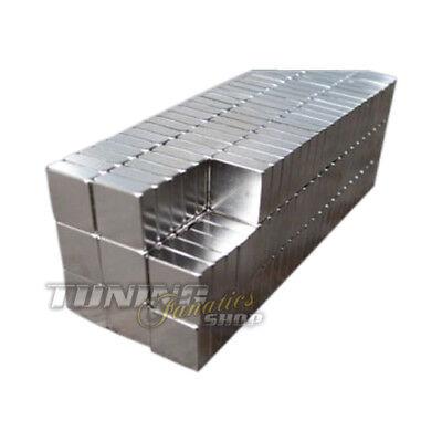 Neodym Magnete 10x2 mm 52 Stück Mini Magnete Extrem Stark ca 2 Kilo Haftstärk