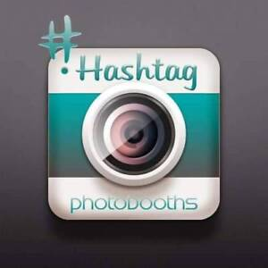 Hashtag Photo Booth Hire - Business for sale