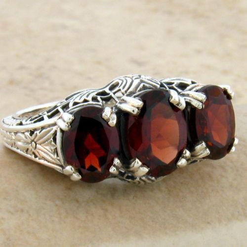 antique gemstone rings ebay