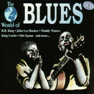 Various Artists : World of Blues CD 2 discs (2003) Expertly Refurbished Product