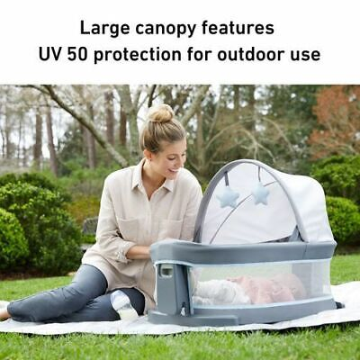 Graco Baby Pack 'n Play Travel Dome Sleep LX Playard - Annie