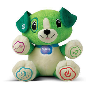 scout and fisher price bears