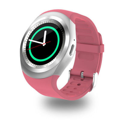Waterproof Bluetooth Smart Watch Phone Mate For Android IOS iPhone Samsung LG NJ