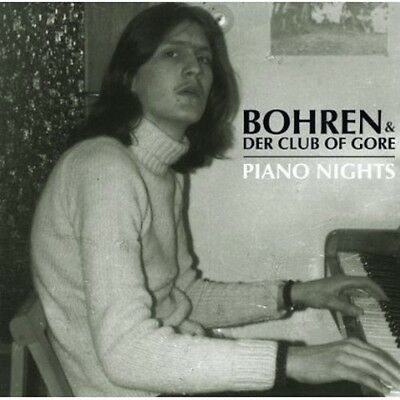 Bohren & Der Club Of Gore - Piano Nights [New Cd] Digipack Packaging 0