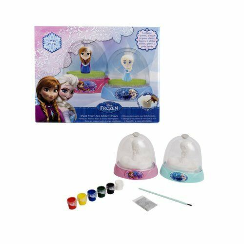 Sambro Frozen Glitter Dome (Pack of 2)