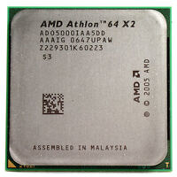 CPU AMD dual core X2 5000+ socket AM2