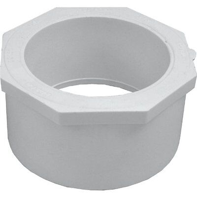 Genova Products 30243 Pvc Reducing Bushing 4 X 3