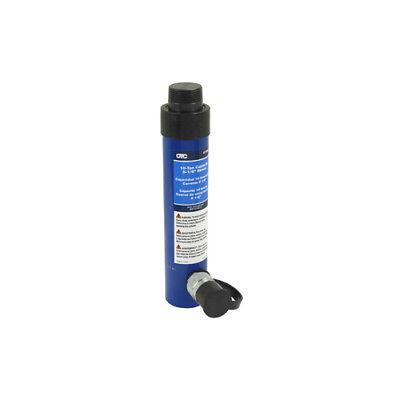 Hydraulic 10-ton Single Acting Cylinder Ram 6-18 Stroke Otc Tools 4104a