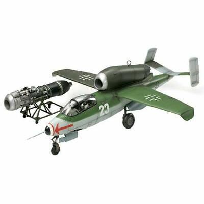 Tamiya 1/48 No.97 German Air Force Heinkel He162 A-2 Salamander 61097