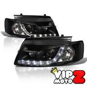 VW Passat Headlights